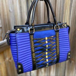 GX by Gwen Stefani 💙 Moto Style Handbag